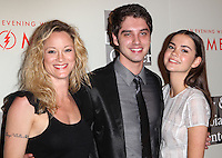 """BEVERLY HILLS, CA, USA - MAY 10: Teri Polo, David Lambert, Maia Mitchell at the """"An Evening With Women"""" 2014 Benefiting L.A. Gay & Lesbian Center held at the Beverly Hilton Hotel on May 10, 2014 in Beverly Hills, California, United States. (Photo by Celebrity Monitor)"""