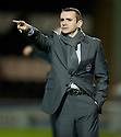 26/01/2011   Copyright  Pic : James Stewart.sct_jsp021_st_mirren_v_dundee_utd  .:: ST MIRREN MANAGER DANNY LENNON ::.James Stewart Photography 19 Carronlea Drive, Falkirk. FK2 8DN      Vat Reg No. 607 6932 25.Telephone      : +44 (0)1324 570291 .Mobile              : +44 (0)7721 416997.E-mail  :  jim@jspa.co.uk.If you require further information then contact Jim Stewart on any of the numbers above.........