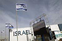- stand Israeli Aeronautical Industry....- stand industria Aeronautica israeliana,