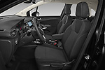Front seat view of 2021 Opel Crossland Edition 5 Door SUV Front Seat  car photos