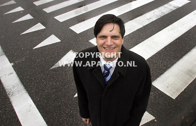 Ede, 090307<br /> Iman Koster, directeur CROW. <br /> Foto: Sjef Prins - APA Foto