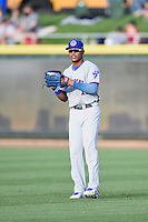 South Bend Cubs right fielder Eddy Martinez (15) during a game against the Dayton Dragons on May 11, 2016 at Fifth Third Field in Dayton, Ohio.  South Bend defeated Dayton 2-0.  (Mike Janes/Four Seam Images)