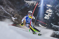 29th December 2020; Semmering, Austria; FIS Womens Giant Slalom World Cup Skiing; Martina Dubovska of Czech Republic during her 2nd run of women Slalom competition of FIS ski alpine world cup at the Panoramapiste in Semmering