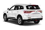 Car pictures of rear three quarter view of a 2018 Renault Koleos Intens 4wd 5 Door SUV angular rear