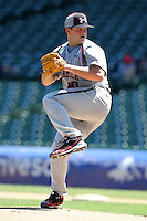 Hudson Boyd (30) during the 2010 Under Armour All-American Game powered by Baseball Factory at Wrigley Field in Chicago, New York;  August 14, 2010.  Photo By Mike Janes/Four Seam Images