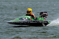 Tori Chew (27-F) (runabout)....Stock  Outboard Winter Nationals, Ocoee, Florida, USA.13/14 March, 2010 © F.Peirce Williams 2010