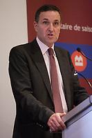 Montreal (Qc) Canada -Nov   2010 -Pierre Shoiry<br /> PrÈsident et chef de la direction - GENIVAR
