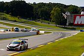 #73 LA Honda World Racing Honda Civic TCR, TCR: Mike LaMarra, Mathew Pombo, Checkered Flag