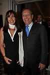 ANTONIO CATRICALA' CON LA MOGLIE DIANA<br /> PREMIO GUIDO CARLI - TERZA  EDIZIONE<br /> PALAZZO DI MONTECITORIO - SALA DELLA LUPA<br /> CON RICEVIMENTO  HOTEL MAJESTIC   ROMA 2012