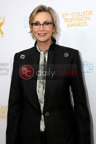 Jane Lynch<br /> at the 37th College Television Awards, Skirball Cultural Center, Los Angeles, CA 05-25-16<br /> David Edwards/Dailyceleb.com 818-249-4998