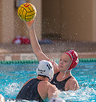 Stanford Water Polo W vs Long Beach State, February 4, 2018