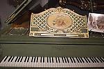 Piano, Liberace Museum, Las Vegas, Nevada