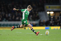 during the Premiership Rugby match between London Irish and Wasps - 28/11/2015 - Twickenham Stadium, London<br /> Mandatory Credit: Rob Munro/Stewart Communications