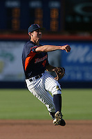 March 27, 2010: Matt Redfearn of Cal. St. Fullerton during game against Hawaii at Goodwin Field in Fullerton,CA.  Photo by Larry Goren/Four Seam Images