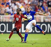 DC United vs Everton July 23 2011