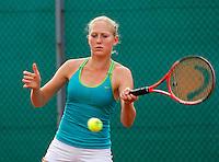 18-08-10, Tennis, Amstelveen, NTK, Nationale Tennis Kampioenschappen,  Pleun Burgmans