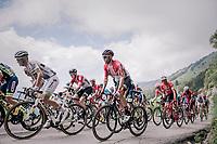 Tomasz Marczynski (POL/Lotto-Soudal)<br /> <br /> Stage 6: Frontenex > La Rosière Espace San Bernardo (110km)<br /> 70th Critérium du Dauphiné 2018 (2.UWT)