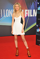 """Olivia Frost at the 65th BFI London Film Festival """"The Souvenir Part II"""" The Londoner gala, Royal Festival Hall, Belvedere Road, on Friday 08th October 2021, in London, England, UK. <br /> CAP/CAN<br /> ©CAN/Capital Pictures"""