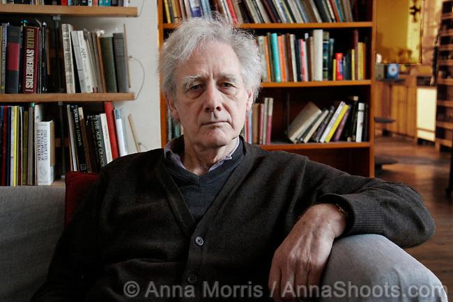John Sampson, retired architect.