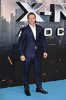 """James McAvoy<br /> at the """"X-Men Apocalypse"""" premiere held at the IMAX, South Bank, London<br /> <br /> <br /> ©Ash Knotek  D3116  09/05/2016"""