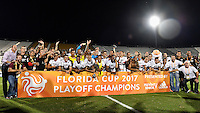 Orlando, FL - Saturday Jan. 21, 2017:   during the second half of the Florida Cup Championship match between São Paulo and Corinthians at Bright House Networks Stadium. The game ended 0-0 in regulation with São Paulo defeating Corinthians 4-3 on penalty kicks