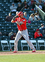 Mitch Nay - Cincinnati Reds 2019 spring training (Bill Mitchell)
