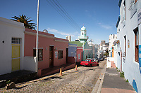 South Africa,Cape town, Schotschekloof,, Chiappini street