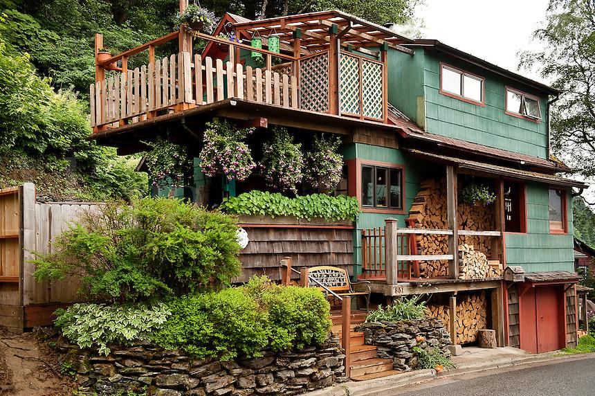 House , Juneau, Alaska, USA
