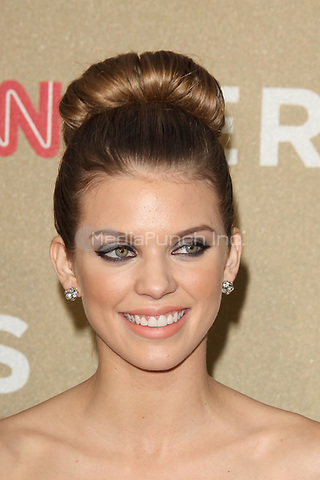 AnnaLynne McCord at the CNN Heroes: An All-Star Tribute at The Shrine Auditorium on December 11, 2011 in Los Angeles, California.