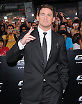 Channing Tatum at The Paramount Pictures' G.I. JOE: THE RISE OF COBRA Los Angeles Special Screening held at The Grauman's Chinese Theatre in Hollywood, California on August 06,2009                                                                   Copyright 2009 DVS / RockinExposures