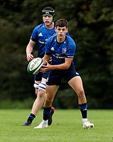 Saturday 4th September 20218 <br /> <br /> Tom Larke during U18 Clubs inter-pro between Ulster Rugby and Leinster at Newforge Country Club, Belfast, Northern Ireland. Photo by John Dickson/Dicksondigital