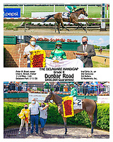 3 part winphoto finish, winner's circle, trophy presentation and race info printed 8x10 and larger