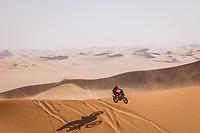 5th January 2021; Dakar Rally stage 3; 03 Price Toby (aus), KTM, Red Bull KTM Factory Team, Moto, Bike, action during the 3rd stage of the Dakar 2021 between Wadi Al Dawasir and Wadi Al Dawasir, in Saudi Arabia on January 5, 2021