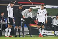 Thomas Mueller (Deutschland Germany) kommt rein - Hamburg 08.10.2021: Deutschland vs. Rumänien, Volksparkstadion Hamburg
