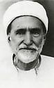 Iraq 1940  <br /> Portrait of Mulla Effendi, a senior Kurdish Muslim cleric, a prominent Iraqi personality from Erbil<br /> Irak 1940<br /> Portrait de Mulla Effendi, eminente personnalite religieuse kurde