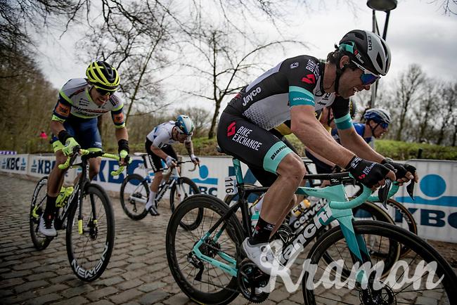 Michael Matthews (AUS/BikeExchange) up the infamous Kemmelberg<br /> <br /> 83rd Gent-Wevelgem - in Flanders Fields (ME - 1.UWT)<br /> 1 day race from Ieper to Wevelgem (BEL): 254km<br /> <br /> ©kramon