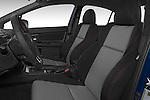 Front seat view of a 2015 Subaru Wrx - 4 Door Sedan 2WD Front Seat car photos