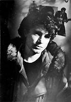 Paul Personne<br />  ,circa 1990<br /> <br /> <br /> <br /> PHOTO : Agence Quebec Presse  -Denis Alix