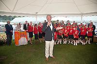 06-06-10, Tennis, Den Haag, Playoffs Eredivisie, prijsuitrijking