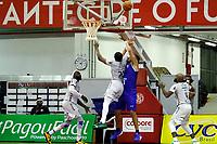 São Paulo (SP), 05/01/2021 - Bauru-Minas - Partida entre Bauru e Minas válida pela 9ª Rodada da NBB nesta Terça-Feira (05) no estádio Ginásio Antonio Prado Jr. em São Paulo SP.