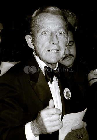 Bing Crosby 1976<br /> John Barrett/PHOTOlink.net /MediaPunch