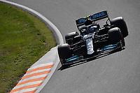 3rd September 2021: Circuit Zandvoort, Zandvoort, Netherlands;    Valtteri Bottas FIN 77, Mercedes-AMG Petronas Formula One Team Circuit Park Zandvoort, Zandvoort, FORMULA 1 HEINEKEN DUTCH GRAND PRIX 2021