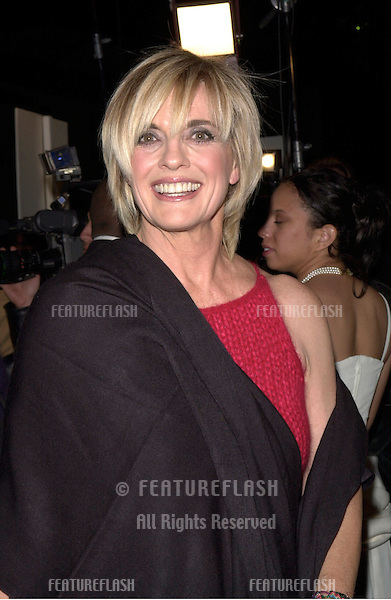 """14DEC99: Former """"Dallas"""" star LINDA GRAY at the world premiere, in Los Angeles, of """"The Hurricane"""" which stars Denzel Washington..© Paul Smith / Featureflash"""