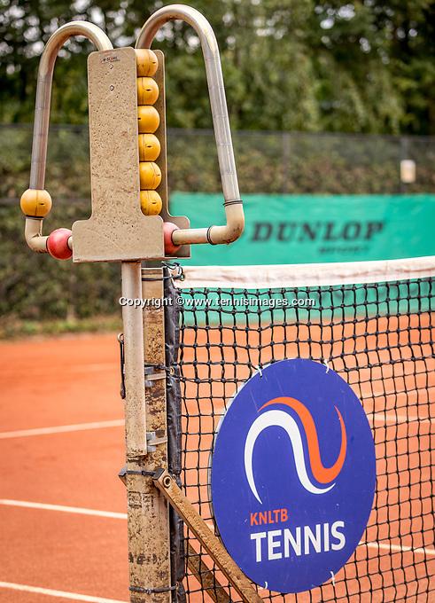 Hilversum, The Netherlands,  August 20, 2021,  Tulip Tennis Center, NKS, National Senior Tennis Championships, Men's <br /> Photo: Tennisimages/Henk Koster