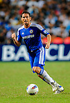 Frank Lampard of Chelsea in action during the Asia Trophy Final match aganist Aston Villa at the Hong Kong Stadium on July 30, 2011 in So Kon Po, Hong Kong. Photo by Victor Fraile / The Power of Sport Images