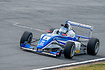 Martin Rump of Estonia and Cebu Pacific Air by KCMG drives the Formula Masters China Series as part of the 2015 Pan Delta Super Racing Festival at Zhuhai International Circuit on September 20, 2015 in Zhuhai, China.  Photo by Aitor Alcalde/Power Sport Images