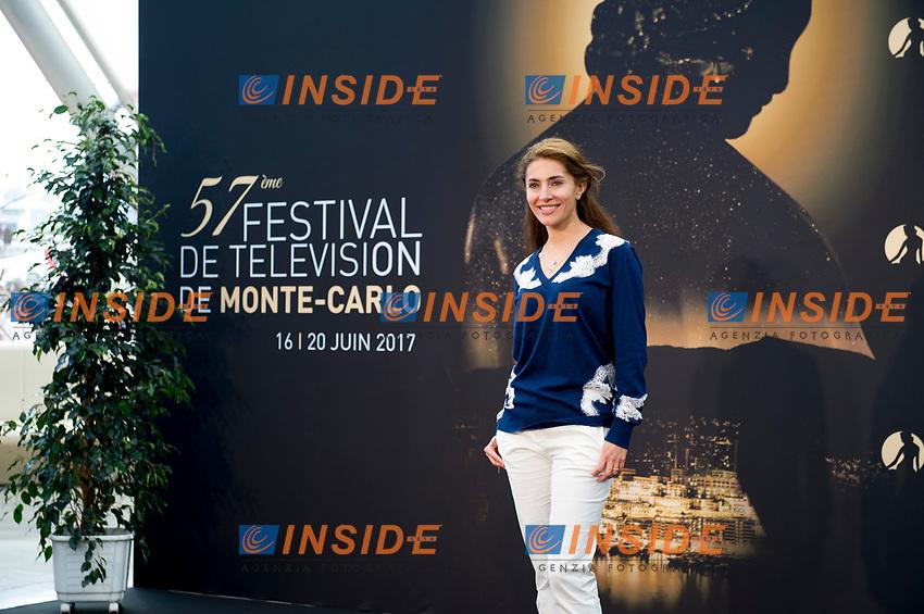 Caterina Murino (Deep mare nostrum) Monaco - 17/06/2017<br /> 57 festival TV Monte Carlo <br /> Foto Norbert Scanella / Panoramic / Insidefoto