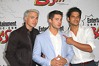 SAN DIEGO - July 22:  Colton Haynes, Cody Christian ,  Tyler Posey at the Entertainment Weekly's Annual Comic-Con Party 2017 at the Float at Hard Rock Hotel San Diego on July 22, 2017 in San Diego, CA