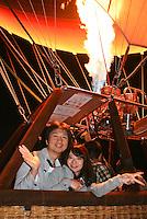 20120504 May 04 Hot Air Balloon Cairns