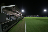 General view of the ground ahead of Arsenal Women vs Manchester City Women, FA Women's Continental League Cup Football at Meadow Park on 29th January 2020
